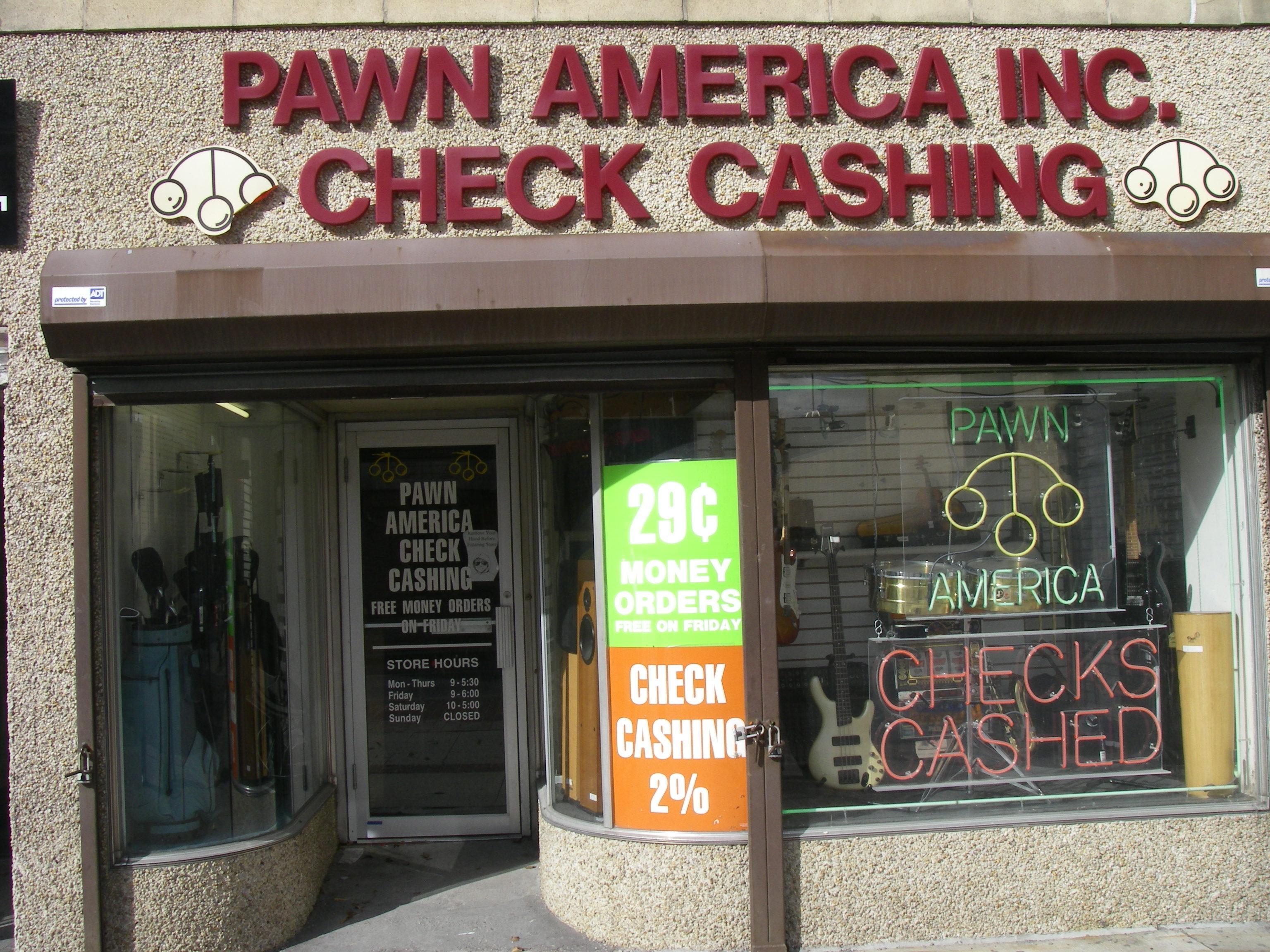 Pawn America store photo